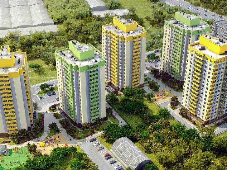 Отделка квартиры в жилом комплексе «Отрадный»